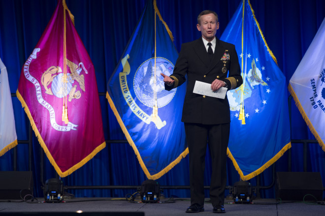 Vice Adm. Ted Branch: Roles of Electronic and Information Warfare Staring to Blend as Community Matures