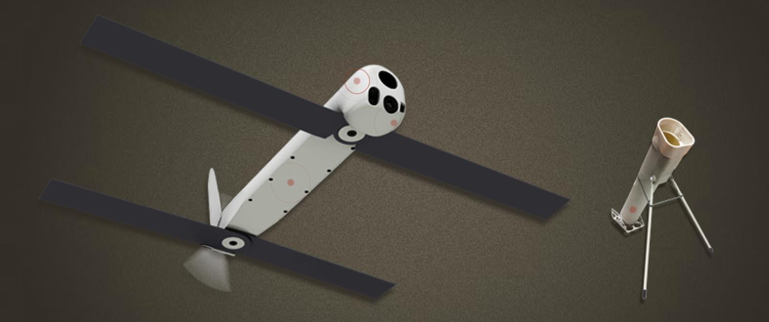 AeroVironment Switchblade UAV. AeroVironment Image
