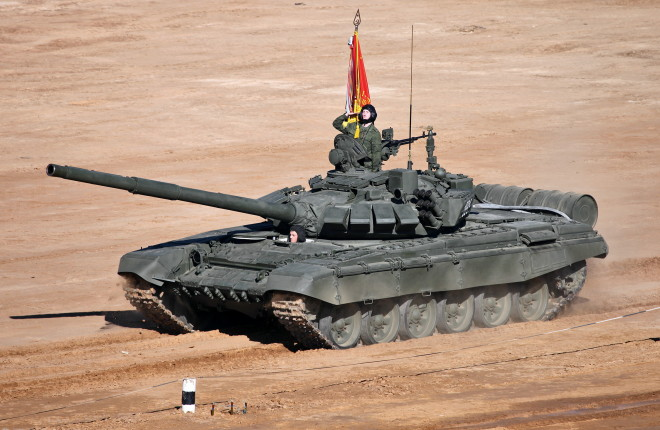 Opinion: Russian Tank Deal With Nicaragua 'Back to the Future' Moment for U.S.