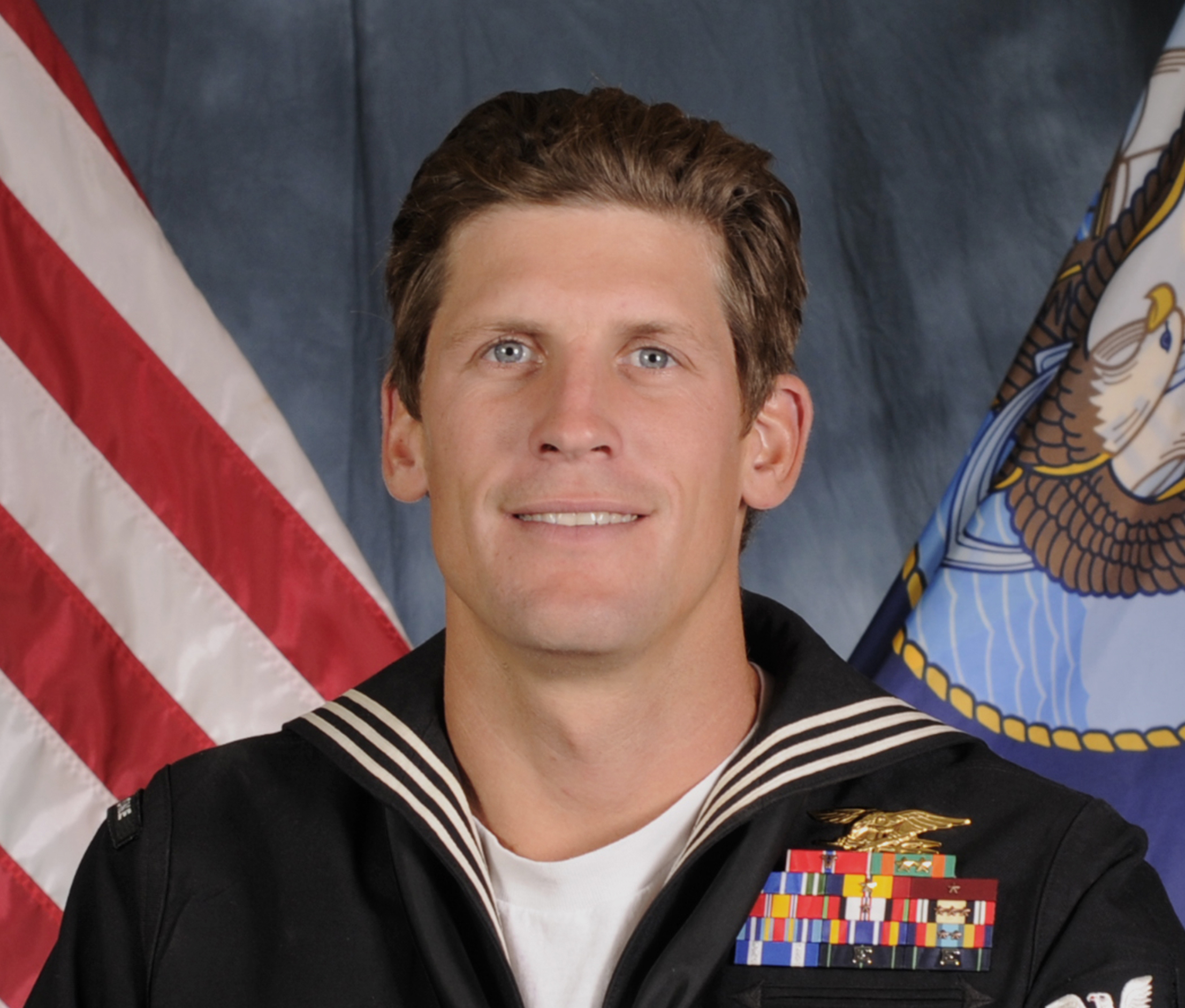 160504-N-N0101-001 WASHINGTON (May 4, 2016) U.S. Navy file photo of Special Warfare Operator 1st Class Charles Keating IV, 31, of San Diego. (U.S. Navy photo/Released)