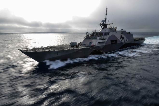 Shock Trials, Missile Launches, CONOPS Refinement Await LCS Program This Summer