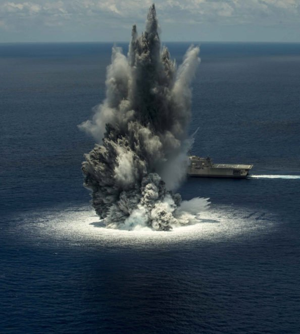 Navy Says LCS Shock Trials Had Positive Results; Pentagon Still Has Concerns