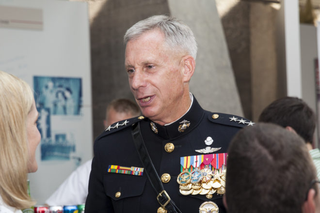 SASC Supports Marine Lt. Gen. Waldhauser's Nomination For AFRICOM Commander