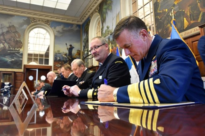 Zukunft: Arctic Coast Guard Forum Supports Positive Relationship With Russian Counterpart