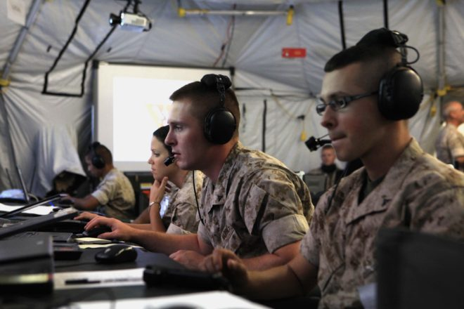 Marines To Field Upgraded C2 Software To Give Commanders Easier Access To Tactical Information