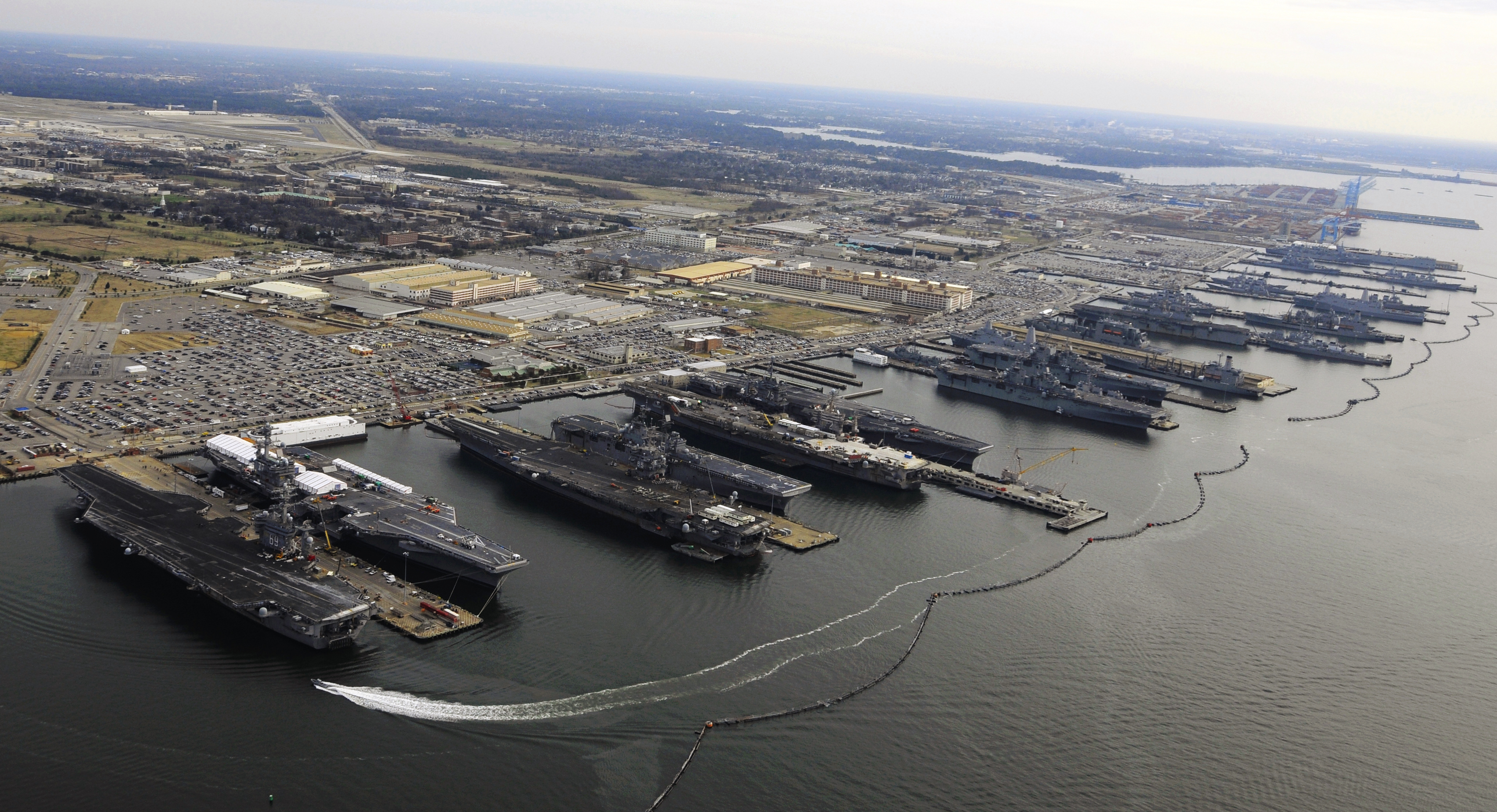 To reach full auditability, the Navy must be able to account for all the money it spends, from buying the biggest of ships to the most mundane of labor contracts.
