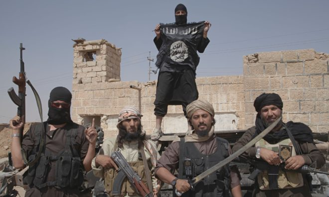 Document: The Islamic State and U.S. Policy