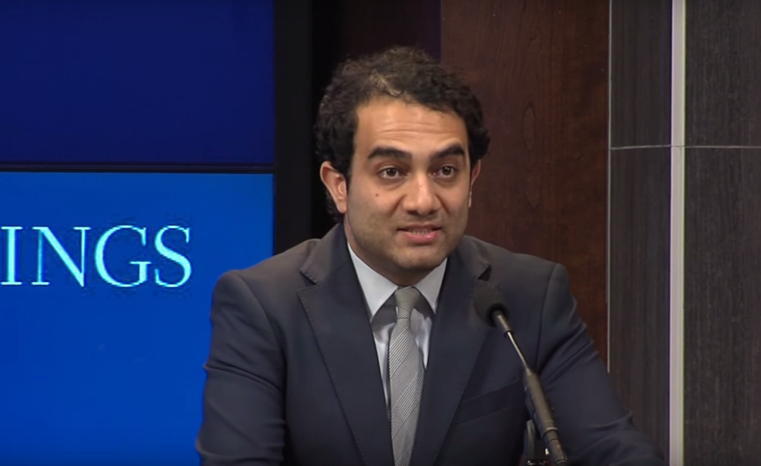 "Brookings Institution senior fellow Shadi Hamid discusses his new book, ""Islamic Exceptionalism: How the Struggle Over Islam is Reshaping the World,"" on June 9, 2016."