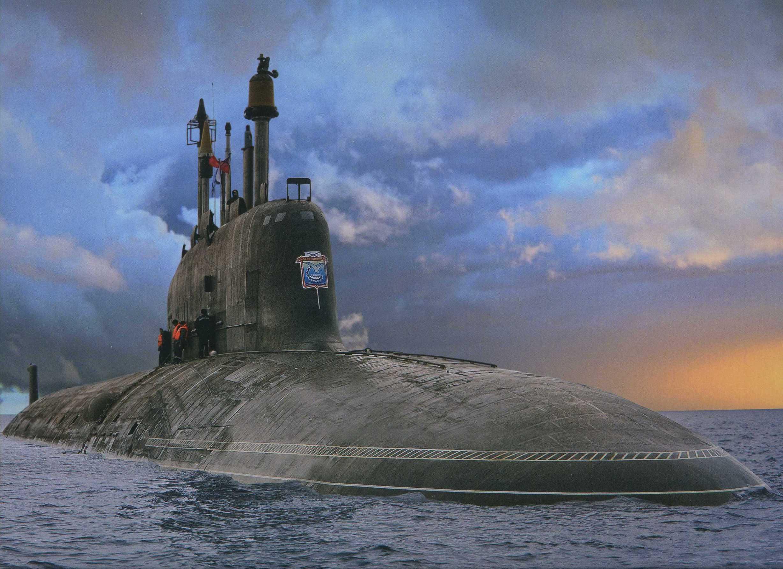 Russian submarine Severodvinsk
