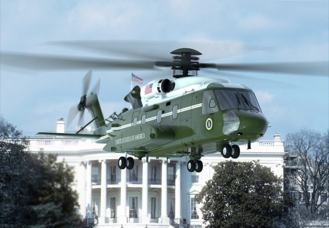 Presidential Helicopter Program Passes Design Review