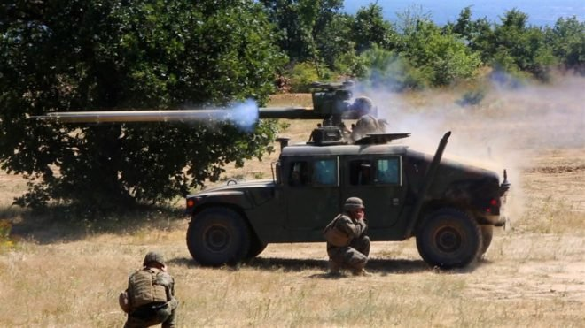U.S. European Command Emphasis Shifting to Russian Deterrence