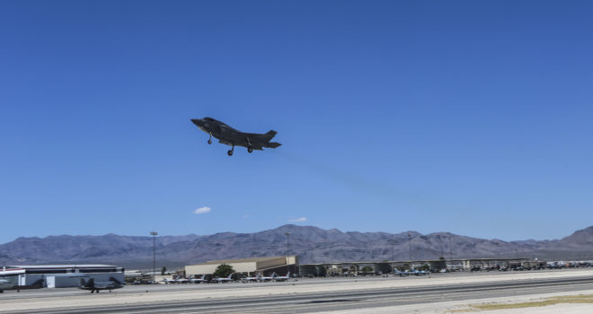 F-35B Tactics Evolving As Pilots' Understanding Of Technology Matures