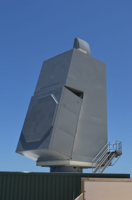 NAVSEA: New SPY-6 Radar Scores in Ballistic Missile Defense Test