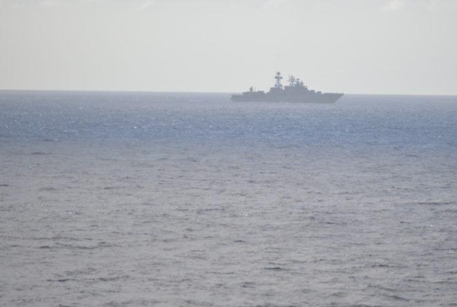 RIMPAC 2016: Russian Destroyer Shadowed USS America Near Hawaii
