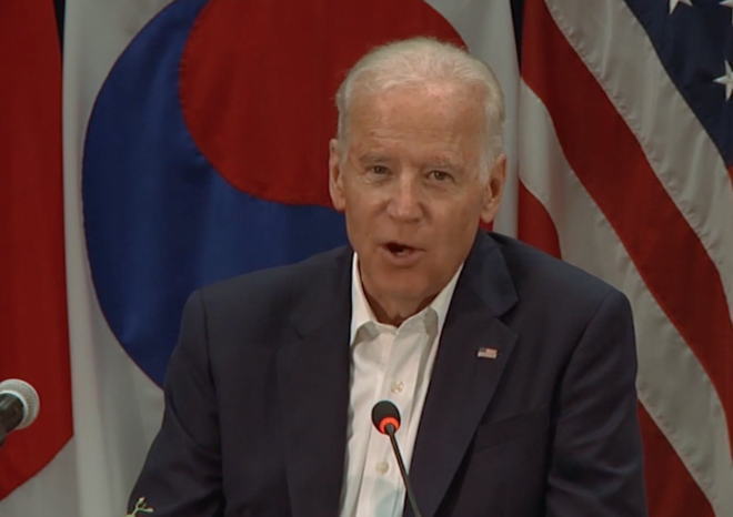 Video: Joe Biden on U.S. Pacific Policy