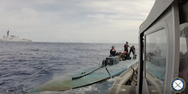 USNI News Video: U.S. Coast Guard and the Drug War