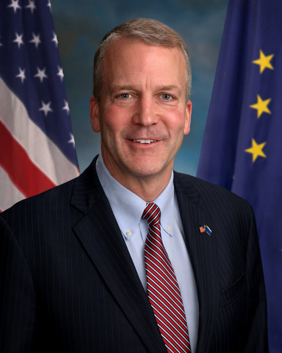 Sen. Dan Sullivan (R-Alaska)