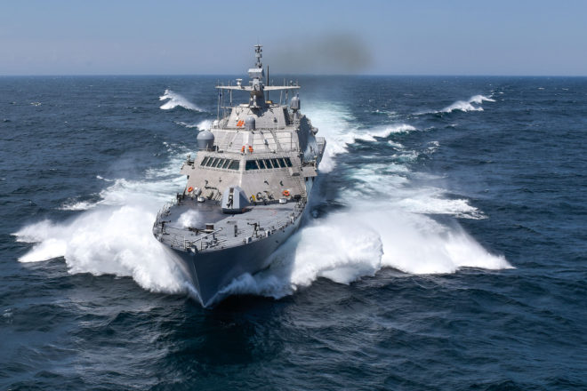 Document: Report to Congress on Littoral Combat Ship /Frigate Program