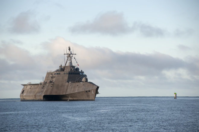 Opinion: Littoral Combat Ship Needs Full Congressional Support