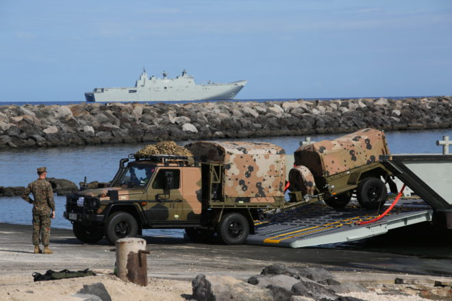 RIMPAC Major Step for Australia Ahead of First ARG Deployment