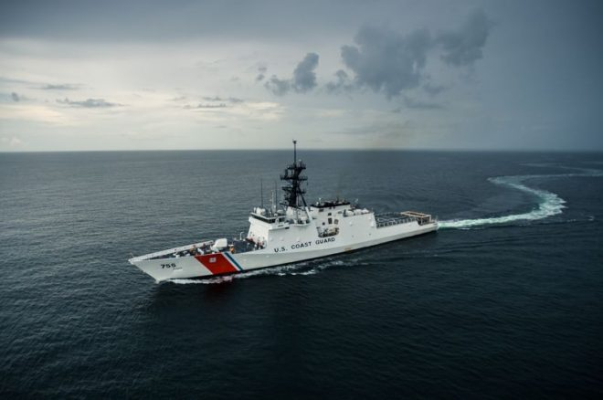HII Awarded $88.2M Long Lead Contract for 9th Coast Guard National Security Cutter