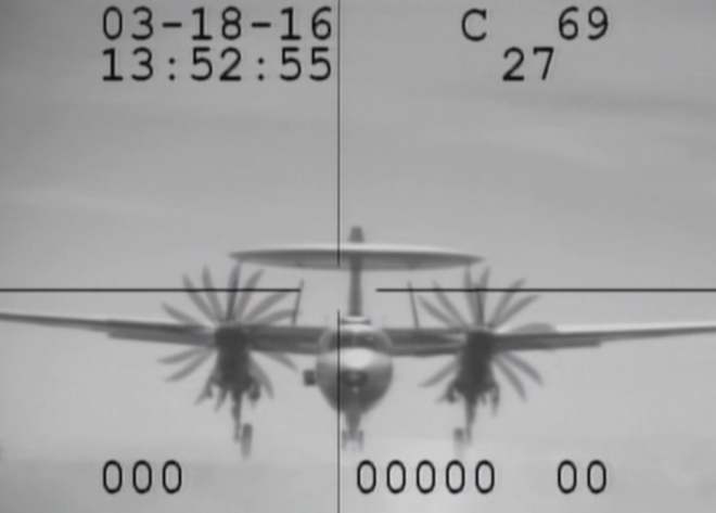3 Pilots Involved In Ike's Hawkeye Mishap Awarded Armed Forces' Air Medal