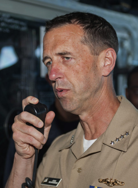 Interview: CNO Richardson on Innovation and the Navy's Next Fleet