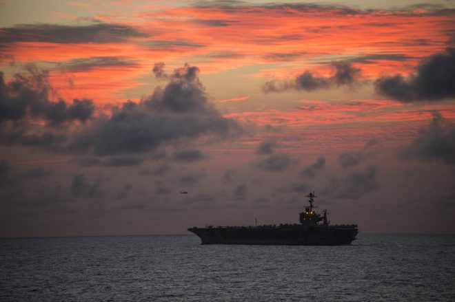 HII Awarded $187.5 M Long Lead Contract for Carrier John C. Stennis Refueling