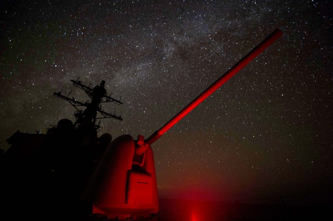 Navy Embracing Distributed Operations in Quest to Regain Sea Control