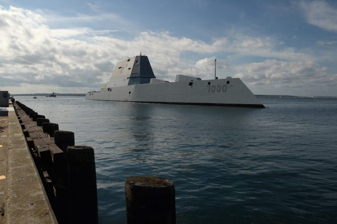 Updated: USS Zumwalt Sidelined in Panama Following New Engineering Casualty