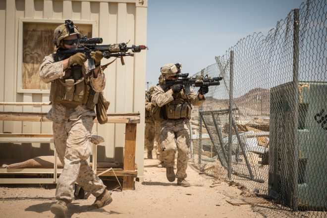New Marine Corps Operating Concept Emphasizes Maneuver Warfare
