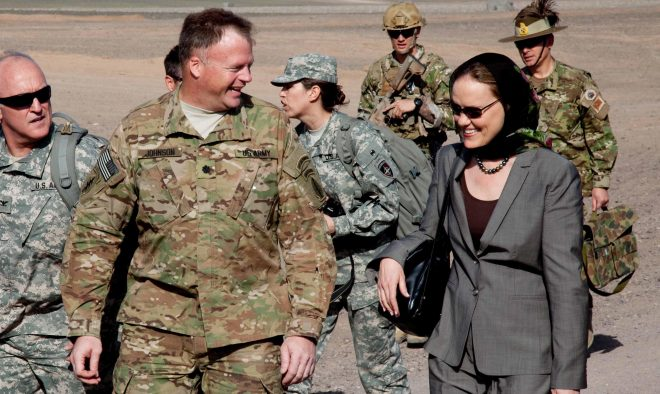 Michele Flournoy Calls For Next Admin To Reverse Sequestration; Discusses Women In Defense
