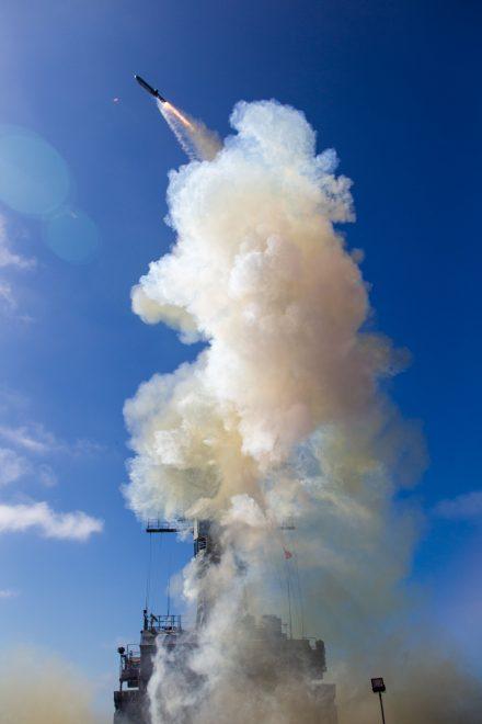 Lockheed Testing LRASM Launchers for Future Frigate, Submarines