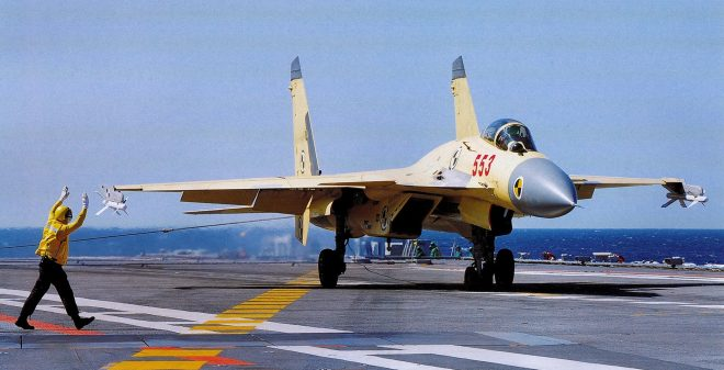 China Experimenting With Catapult Launched Carrier Aircraft