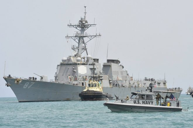 Admiral: Attacks Like Those on USS Mason Will Become More Common