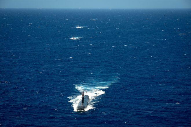 Navy Wants More Complex Sub-on-Sub Warfare Training