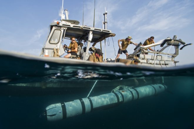 Navy Seeking Unmanned Underwater Advances To Field Today, To Inform Next Generation Sub Design In 2020s