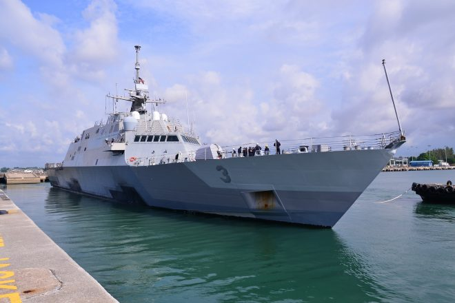 Document: Investigation into USS Fort Worth Engine Casualty