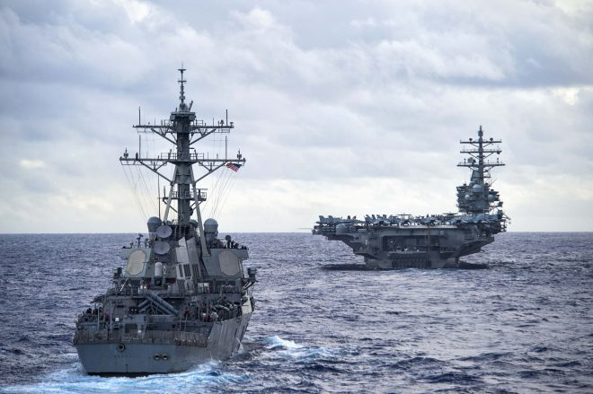 Admirals: Navy Needs A Bigger Fleet, And Now May Be The Best Time To Plan For It