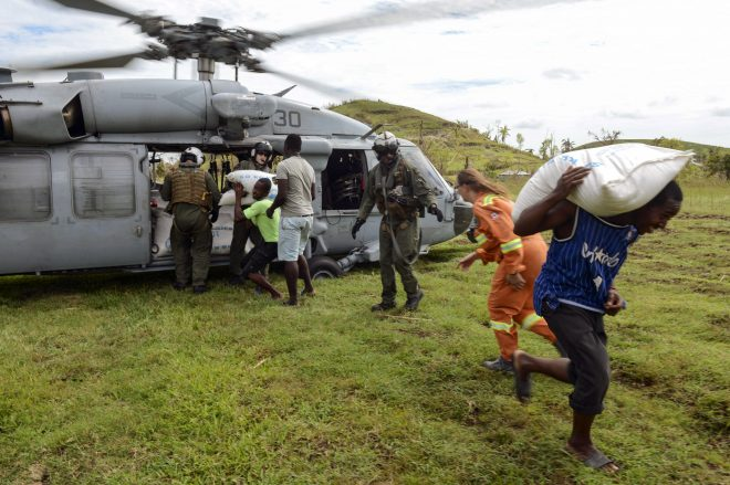 DoD's Hurricane Response Effort In Haiti Wrapping Up As Military Assets No Longer Needed