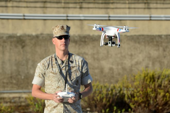 Marine Corps Innovation Efforts Yielding Ideas Like JSF-Unmanned Teaming, Ground Recon Robots