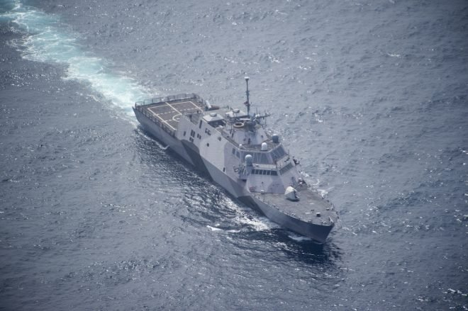 USS Freedom Crew CO Relieved Of Duty After Investigation Into Engine Damage