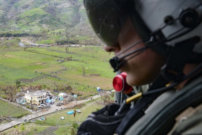 USNI News Video: How the Navy, Marines Help After a Natural Disaster