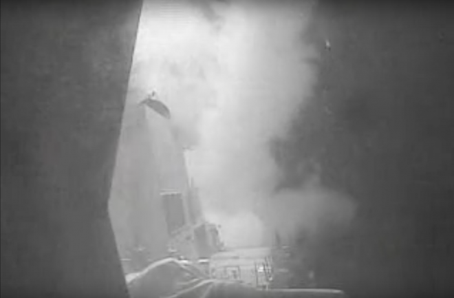Updated: USS Nitze Destroys 3 Houthi Controlled Radar Sites in Retaliatory Strike
