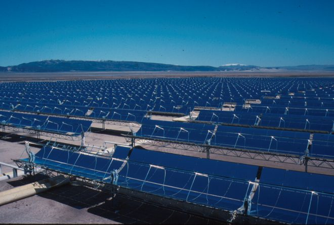 Navy, Marines Hail Mega Solar Farm Powering 14 Bases, Stations