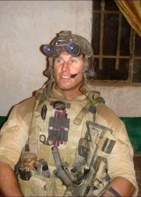 EOD Sailor Scott Dayton Killed in Syria by IED