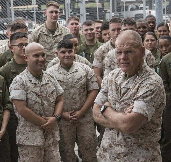 Document: Gen. Robert Neller's 2016 Marine Corps Birthday Message