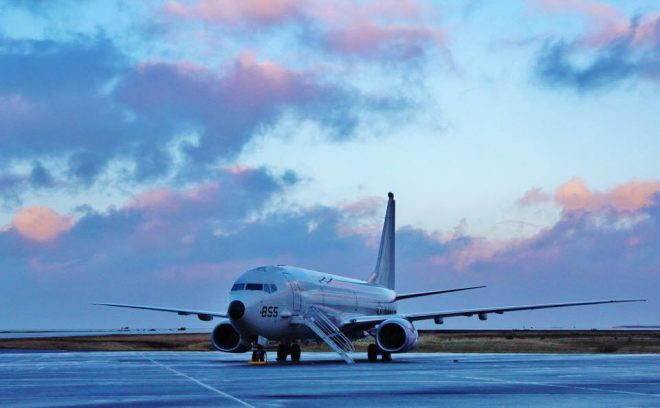 Norway To Buy 5 P-8A Poseidon Maritime Patrol Aircraft