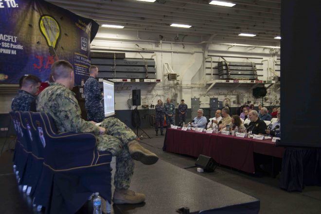 Navy Continues Its Innovation Push With Awards Program, Idea-Collection Contests
