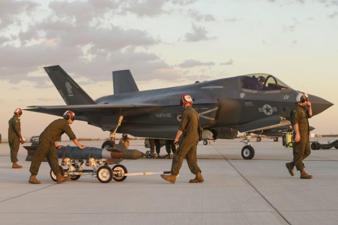 MAWTS-1 Advancing F-35B, Marine Aviation Operations For Future Fight